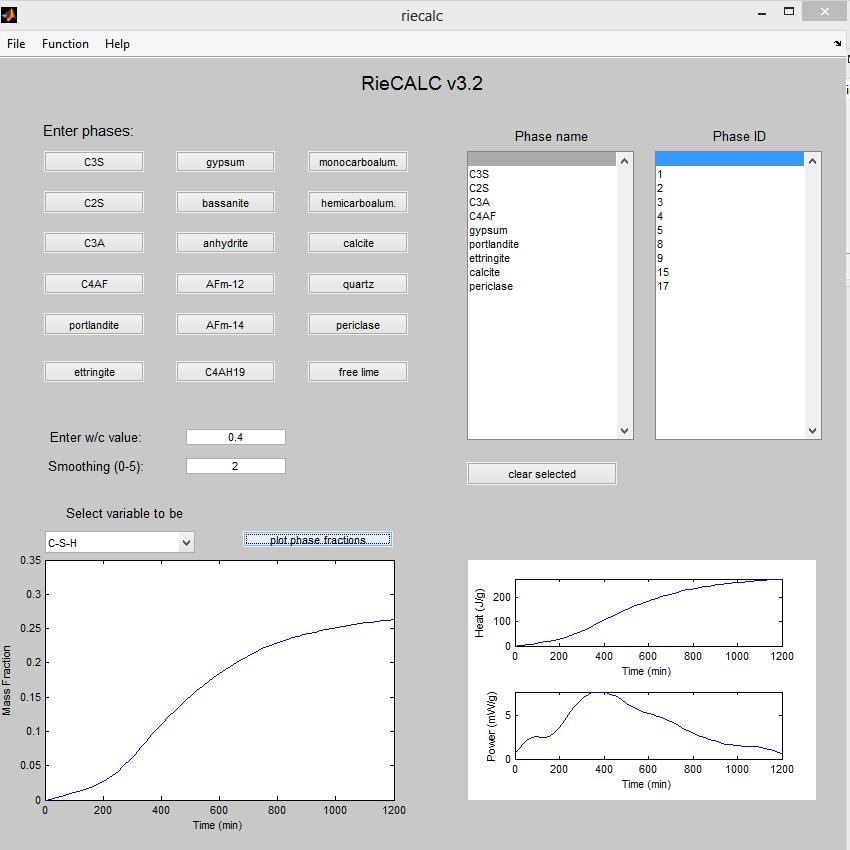 RieCalc GUI
